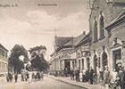 Bahnhofstrasse früher