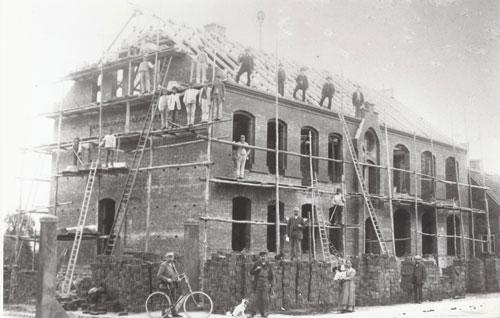 Schule 1918