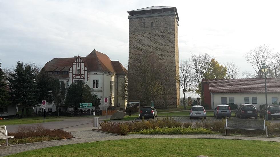 Klutturm und Herrenhaus
