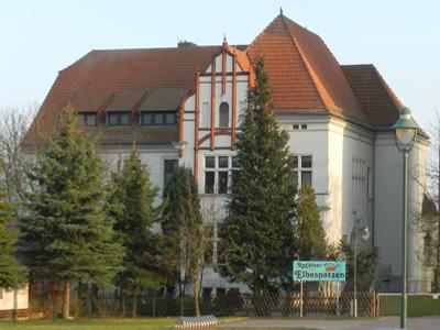 Kindertagesstätte Elbespatzen Kindergartengebäude